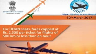 UDAN Scheme: Now, Fly from Shimla to Delhi at Rs 2,500; All you need to know