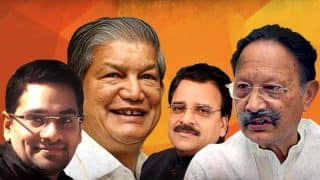 Uttarakhand Election Results 2017 Constituency wise Winners List