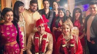 Nagarjun actress Pooja Banerjee gets married to her long-time boyfriend Sandeep Sejwal!