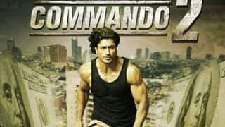 Commando 2 box office collection day 3: Vidyut Jammwal and Adah Sharma's action drama earns Rs 15 crore over the weekend