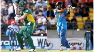 वनडे में एबी डिविलियर्स, टी20 में विराट कोहली बने दुनिया के नंबर एक बल्लेबाज