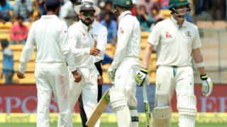 बीसीसीआई ने आईसीसी से की स्टीव स्मिथ की शिकायत, कोहली का किया समर्थन