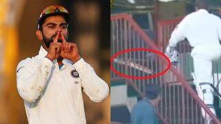 Virat Kohli replied to Ian Healy's 'losing respect' comment during Ind vs Aus 2nd test, referring this video