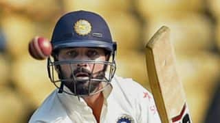 India vs Australia: Shoulder injury keeps Murali Vijay out of second Test