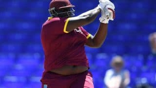 England vs West Indies: Meet the 140-kg giant who battered England's bowlers all around the park