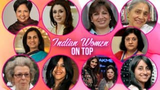 International Women's Day: Indian Women on Top