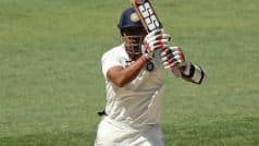 Saha Slams 102 in 20 Balls in J.C. Mukherjee Trophy