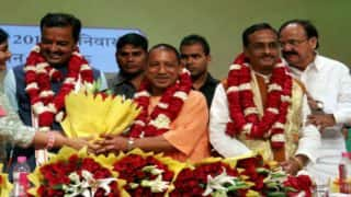 Uttar Pradesh government 2017: Full list of ministers in Yogi Adityanath Cabinet