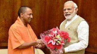 PM Narendra Modi Praises 'Player' Yogi Adityanath Over His Twitter Skills