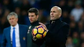 No excuses for Real Madrid despite Gareth Bale dismissal, says Zinedine Zidane