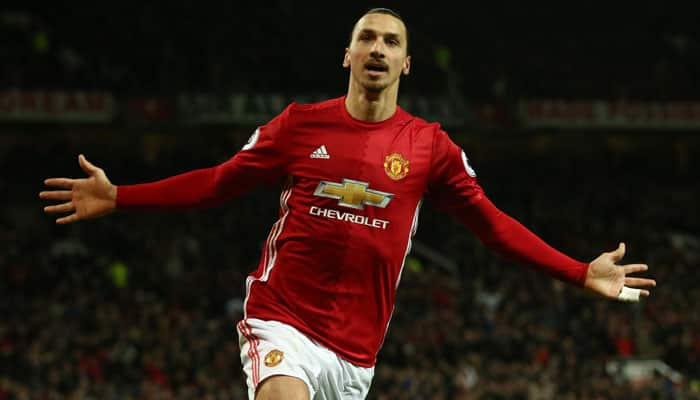 Image result for Ibrahimovic rejoins Manchester United on one-year deal