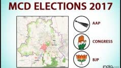 MCD Election Exit Poll Results 2017: BJP to get thumping majority in EDMC, SDMC and NDMC; AAP second, predicts ABP News