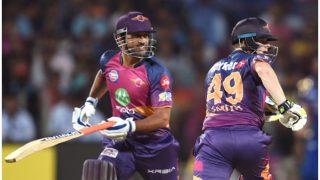पुणे vs मुंबई: राइजिंग पुणे सुपरजाएंट ने मुंबई इंडियंस को 7 विकेट से हराया