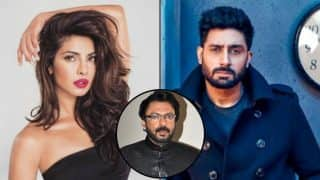 Not SRK, but Abhishek Bachchan to romance Priyanka Chopra in Bhansali's love saga Gustakhiyan?