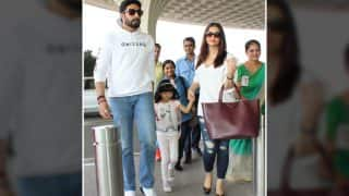 Aishwarya Rai Bachchan and Abhishek Bachchan 10th wedding anniversary: 3 sublime style statements of the couple! View Pictures