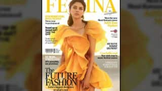 Aditi Rao Hydari's sunkissed summer love as the May 2017 cover girl for Femina! View Pictures
