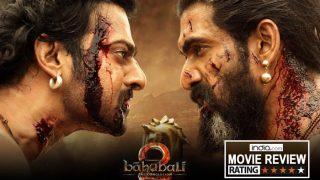 Bahubali 2 review and ratings: Why Kattapa killed Baahubali finally revealed, Anushka Shetty and Prabhas' love story, SS Rajamouli's genius act makes Baahubali 2 a great watch