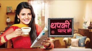 Shocking!! Thapki Pyaar Ki to go off air!!