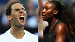 Tennis rankings: Serena Williams back to number one, Rafael Nadal ranked in top five