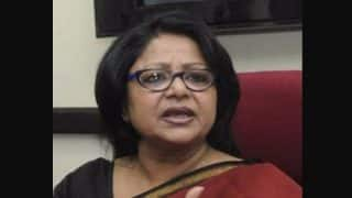 Barkha Shukla Singh joins BJP after expulsion from Congress for criticising Rahul Gandhi