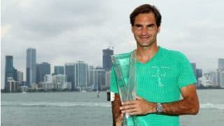 Roger Federer beats Rafael Nadal in straight sets to win Miami Open