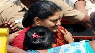 Jayalalitha's Close Aide Sasikala Freed After Spending 4 Years in Jail, to Remain in Hospital For Now