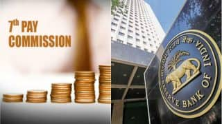 7th Pay Commission Latest News: Implementation of HRA as per CPC Recommendations May Impact Inflation, Says RBI