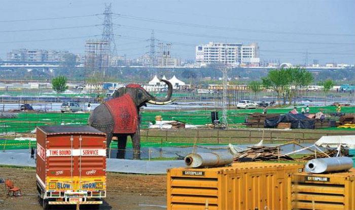 Delhi Water Minister Invites Sri Sri to Hold Event on Yamuna Again