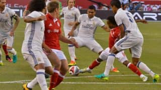 Champions League 2017: Real Madrid, Atletico Madrid register wins, advance to semifinals