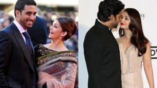 Aishwarya Rai Bachchan and Abhishek Bachchan complete 10 years of marriage: 13 rarely seen pictures of the Bollywood couple on their wedding anniversary