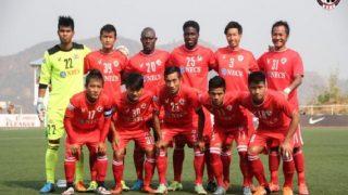 I-League: Shillong Beat Aizawl 1-0 in Northeast Derby