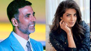 Priyanka Chopra has the most shocking reaction to Akshay Kumar's National Awards win!