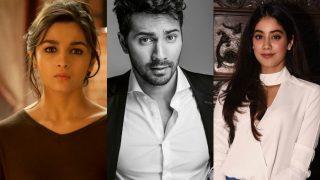 Varun Dhawan to romance Jhanvi Kapoor in Shiddat and NOT Alia Bhatt