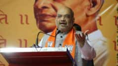 BJP President Amit Shah begins 'Vistaar Yatra' in 5 states for 2019 Lok Sabha elections