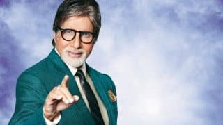 Amitabh Bachchan crosses 61 million users on social media! Superstar tweets about his feat