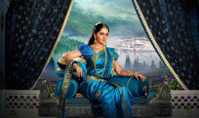 Anushaka from Baahubali 2