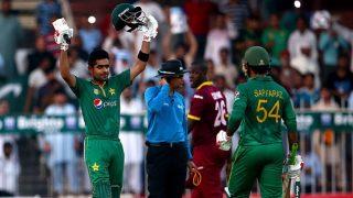 West Indies vs Pakistan: Babar Azam century helps Pakistan level series