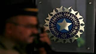 BCCI SGM adjourned, N Srinivasan attends meeting