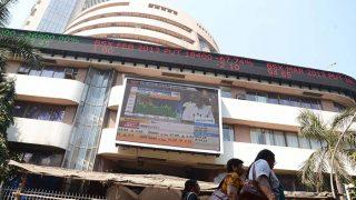 शेयर बाजारों के शुरुआती कारोबार में गिरावट
