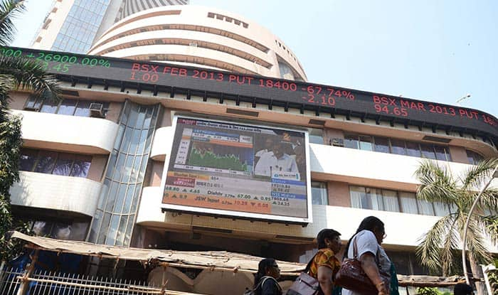 Bombay Stock Exchange (Pic Source: IANS)