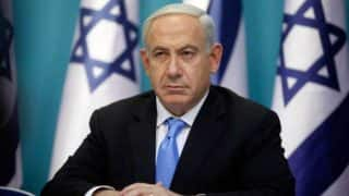 Israel PM warns enemies at missile defense ceremony