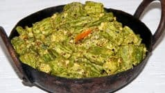 Bohag Bihu Recipe: How to make Bhendir Sorsori (lady's finger in mustard paste) for Bihu 2017