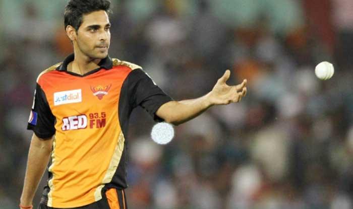 सनराइजर्स हैदराबाद के तेज गेंदबाज भुवनेश्वर कुमार ने जीती पर्पल कैप (bcci)