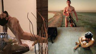 nude Shahrukh khan