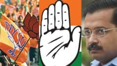 MCD Election Exit Poll Results 2017: BJP to win 202-220 seats; AAP 23-35; Congress 19-31, says India Today