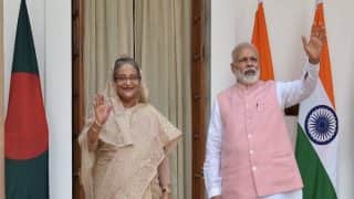 PM Modi has assured that his government will resolve the Teesta water sharing issue soon: Bangladesh PM Sheikh Hasina