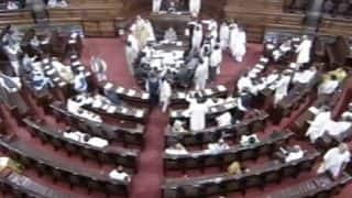 Alwar lynching: Uproar in Parliament for second day, Opposition demands apology from Naqvi for denying incident