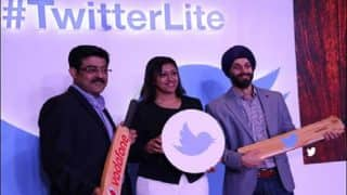 IPL 2017: Twitter launches Twitter Lite in India to provide live T20 match updates