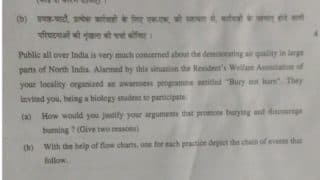 CBSE Class 12 2017 Biology Paper Bury or Burn Controversy: Teachers share displeasure at all the fuss