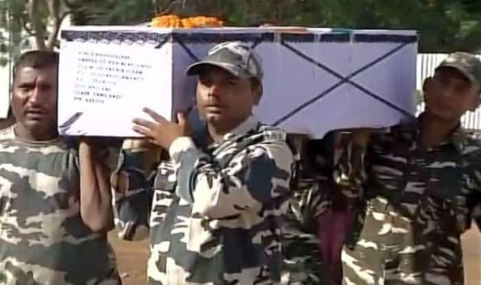 Sukma Maoist attack: Nation condemns deadliest attack on CRPF jawans